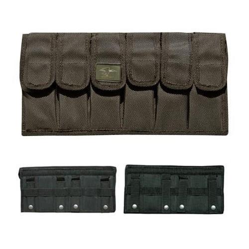 six pack machine belt