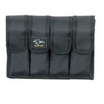 GALATI FOUR PACK PISTOL MAGAZINE POUCH - MOLLE AND BELT ATTACHMENTS