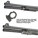 GG&G BENELLI M2 FLASHLIGHT MOUNT