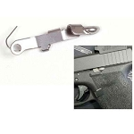 GHOST BULLET SLIDE RELEASE, STAINLESS STEEL