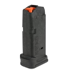 MAGPUL PMAG 9MM GLOCK 12 MAGAZINE - BLACK