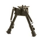 TAC SHIELD PIVOTING BIPOD, 6 - 9 INCHES