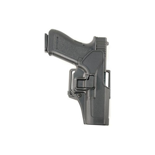 BLACKHAWK CQC SERPA HOLSTER, MATTE FINISH, GLOCK 42, RH
