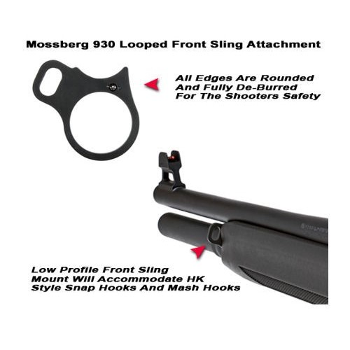 GG&G MOSSBERG 930 FRONT LOOPED SLING ATTACHMENT