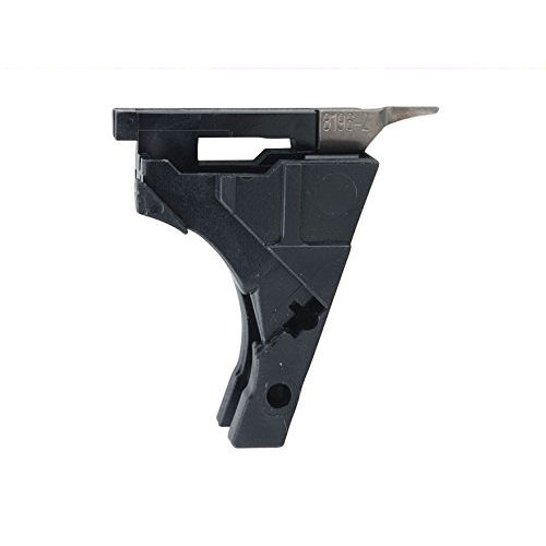 GLOCK OEM TRIGGER HOUSING WITH EJECTOR, 10MM / 45ACP