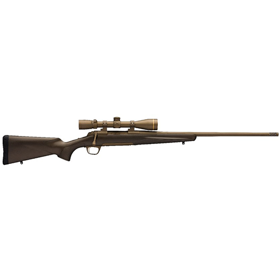 Browning X Bolt Pro 308win 22 Fluted Bbl Burnt Bronze
