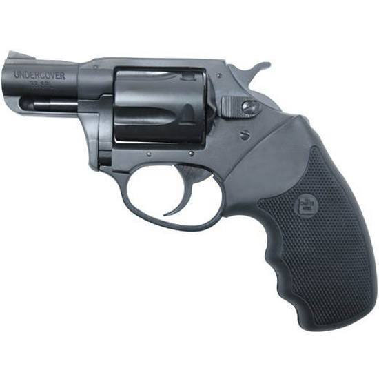 Charter Arms Undercover 38spl 2 Blue 5rd