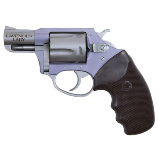 Charter Arms Undercover Lite 38spl 2 Ss Lavender Lady 5rd