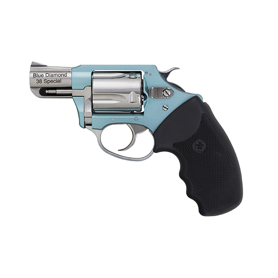 Charter Arms Undercover Lite 38spl Blue Diamond 2 5rd Blue