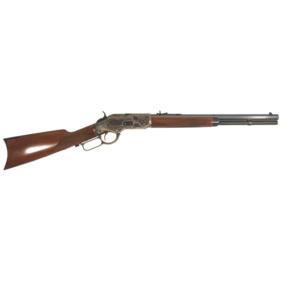 Cimarron Firearms Uberti 1873 Saddle Rifle 45lc 18 Case Hard