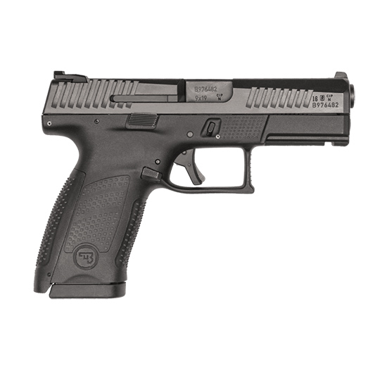 CZ USA P-10 Compact 9mm Blk 10rd