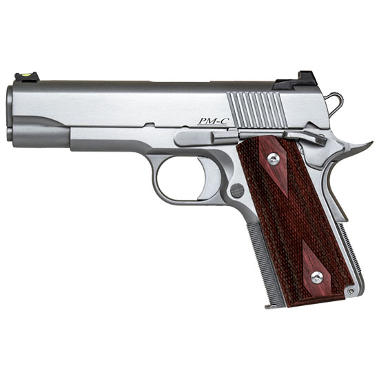 CZ USA Dw Pointman Carry 45acp Ss Front Fos