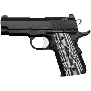 CZ USA Dw Eco 9mm Blk Alloy Officer Size G10 Grip Ns
