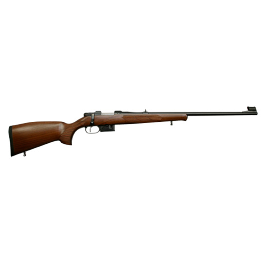 CZ USA 527 Lux 223rem 23.6 Turkish Walnut 5rd 1:9