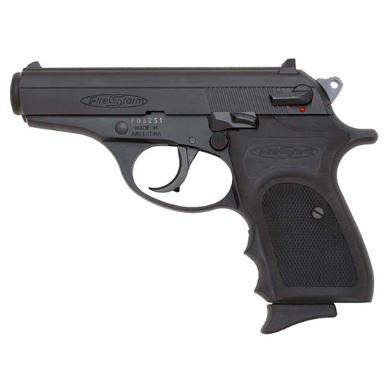 Bersa Firestorm 380acp Matte 7rd Ca Legal