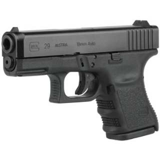 Glock 29SF 10mm 3.78 FS 2 10rd Ca Compliant