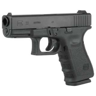 Glock 23 40sw 4.02 FS 2 10rd Mags Ca Compliant