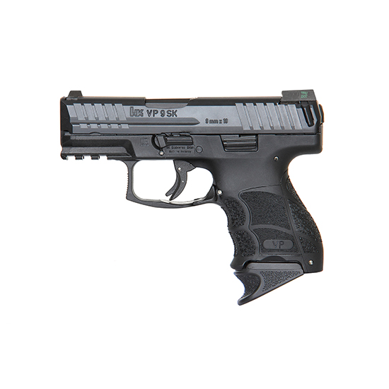 H&K Vp9sk 9mm Subcompact Ns (3) 10rd Mags