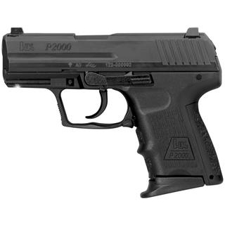 H&K P2000sk V2 9mm 3.26 Subcompact 2 10rd