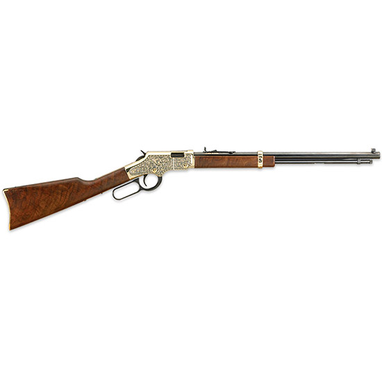 Henry Golden Boy Deluxe 22lr 3rd Edition Engrv