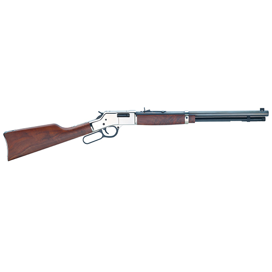 Henry Big Boy Silver 44mag 44spl 20 Oct