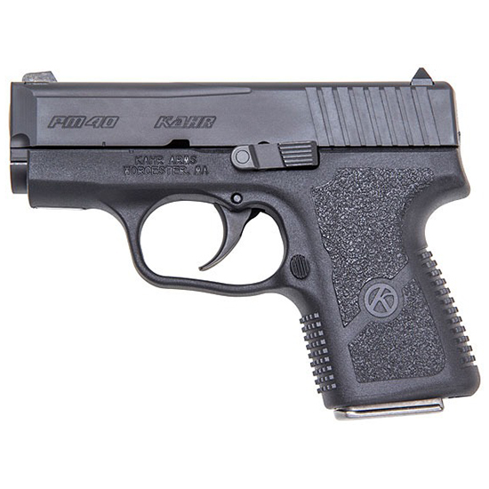 Kahr Pm40 40sw 3 Blk SS CA Legal Blem