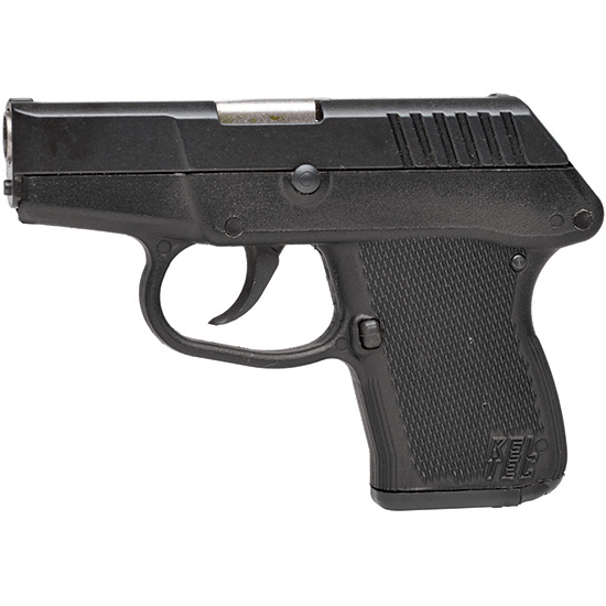 Kel P-3at 380acp 2.7 Blued Blk Syn 6rd