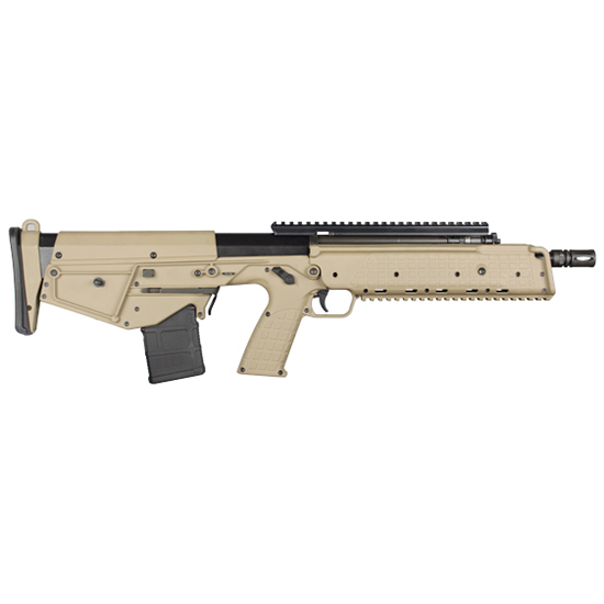KEL RDB RIFLE 223REM 20 BULLPUP TAN