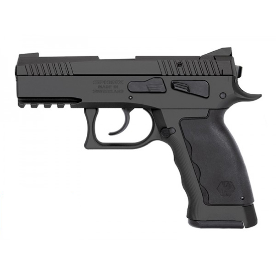 Kriss Sphinx Sdp 9mm Comp Blk Duty Dasa 17rd