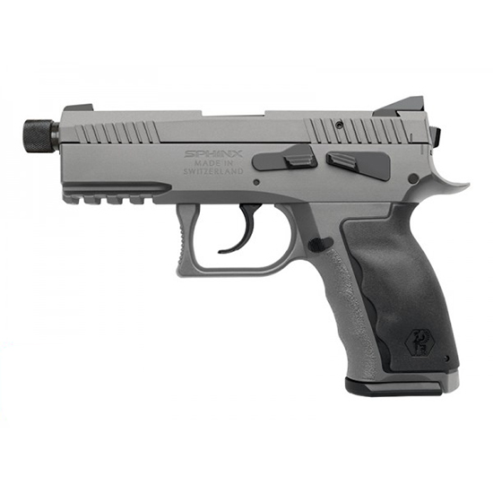 Kriss Sphinx Sdp 9mm 3.75 Thrd Comp Alpha Wo