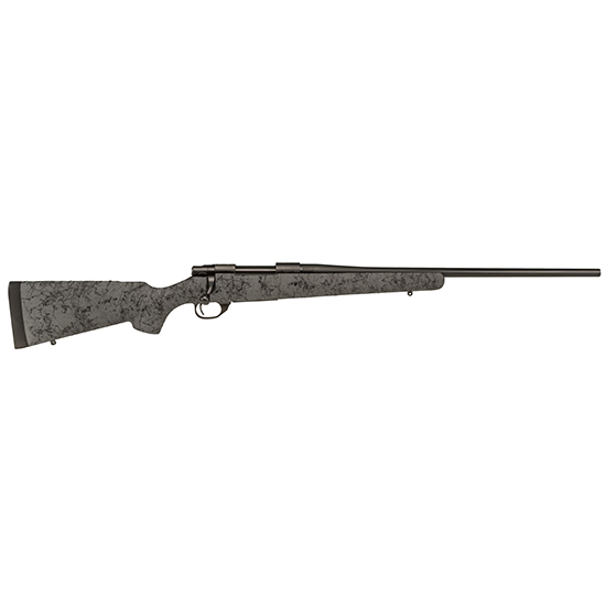 Hs Prec Stock 7mm Rem 24 Gray/blk Wb