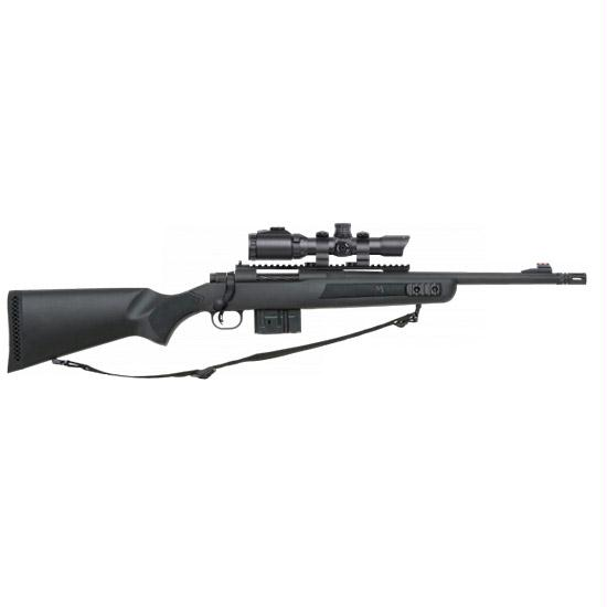 Mossberg Mvp Scout Combo 308win 16 10rd Sct Scop