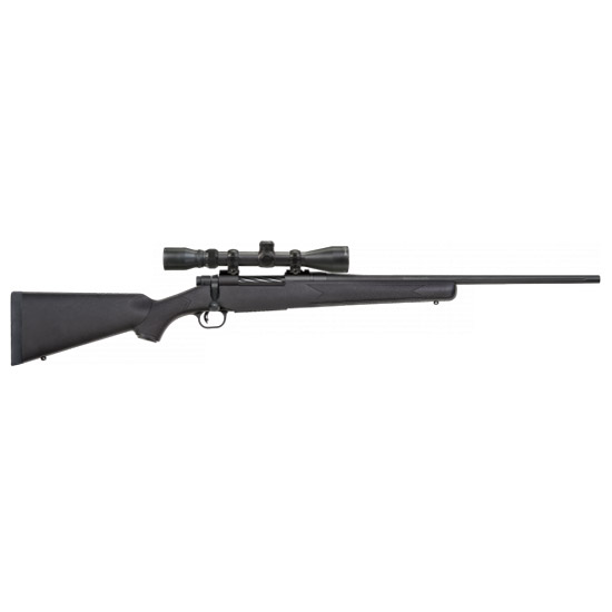 Mossberg Patriot 30-06 22 Synth Blued Combo