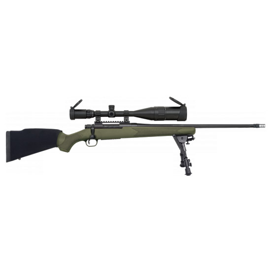 Mossberg Patriot 308win 22 Night Train Od Green Cmb