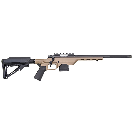 Mossberg Mvp 5.56 16.5 Mt Bl Light Chassis
