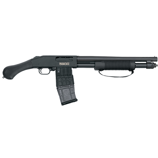 Mossberg 590 Shockwave 12ga 14.5 10rd Mag Fed Raptor Grip