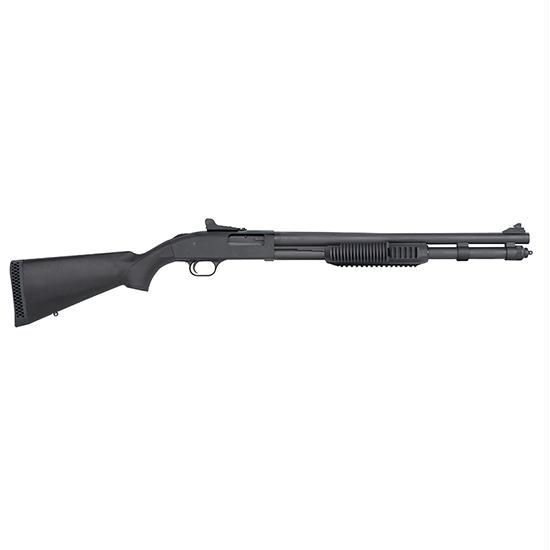 Mossberg 590 12ga 20 9rd Ghost Ring Tri Rail Fore
