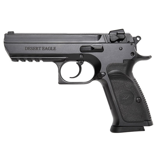 Magnum Research Baby DE III 9mm 4.43 Full Sz Steel 2 16rd
