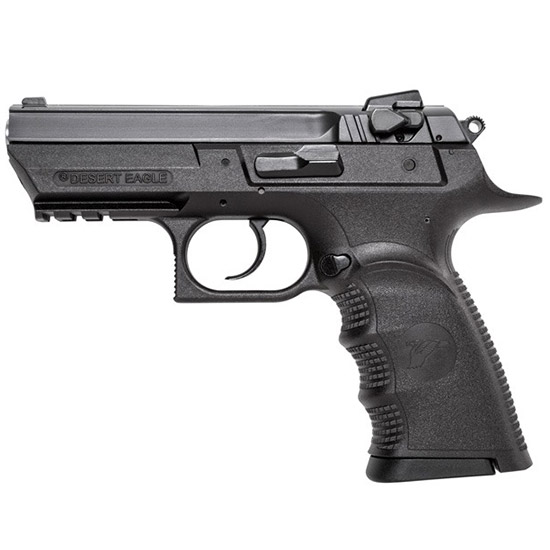 Magnum Research Baby Deiii 9mm 3.85 Semi-comp Poly 2 16rd