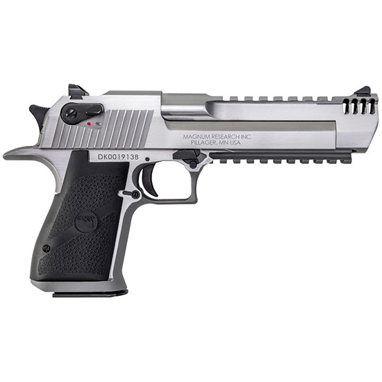 Magnum Research Desert Eagle 357mag 6 Ss W/ Int Muzz Brk