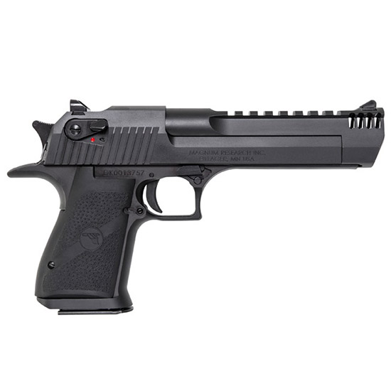 Magnum Research Desert Eagle 50ae 6 Blk Integral Muzz Brake