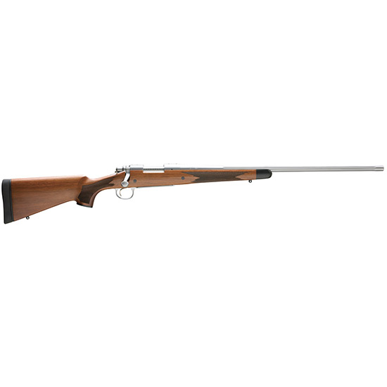 Remington 700 Cdl Sf 30-06 24 Fluted Ss Walnut