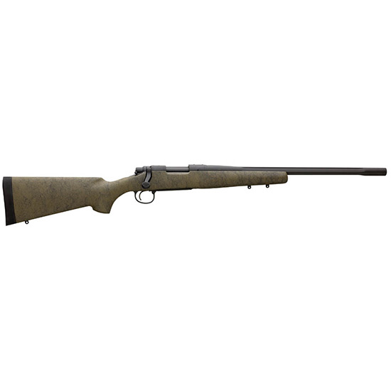Remington 700 Xcr Compact Tact 308win 20 Fluted Ss Od