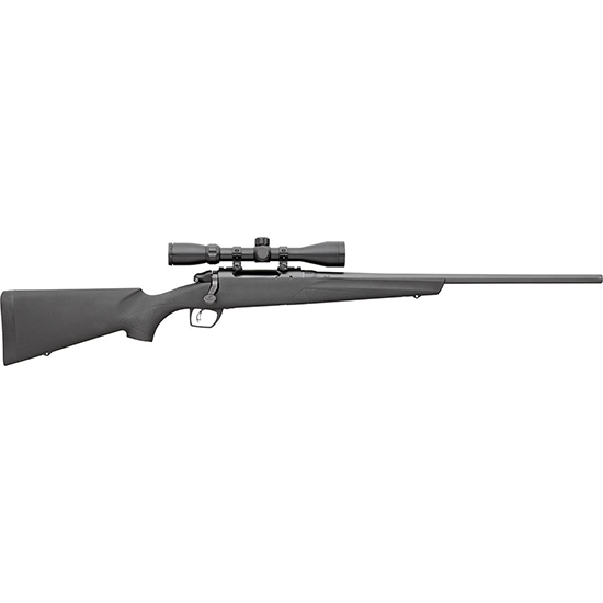 Remington 783 Compact 243win 20 Matte Syn W/ 3-9x40