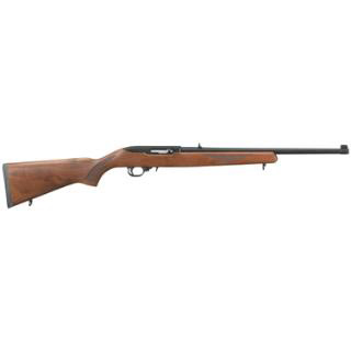 Ruger 10/22 Sporter 22lr 18.5 Checkered Walnut