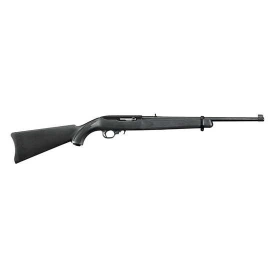 Ruger 10/22 Carbine 22lr 18.5 Blued Blk Syn 10rd