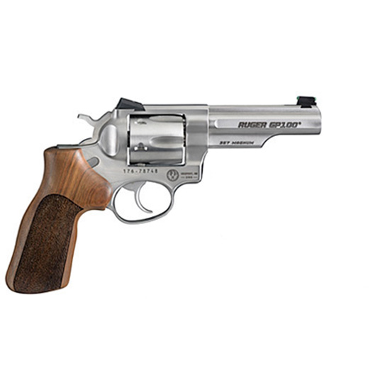 Ruger Gp100 Match Champion 357mag 4.2 Fs Wood Grip