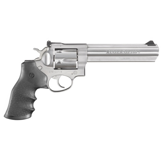 Ruger GP100 327fed 6 Ss As Hogue Monogrip 7rd