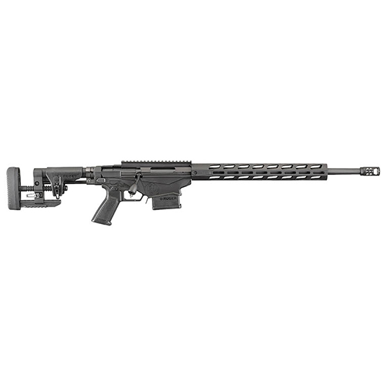 Ruger Precision Rifle 308win 20 Mlok 15 Rail