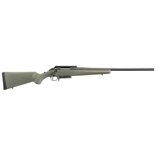 Ruger American Predator 6mmcreed Mossberg Grn Ai Mag